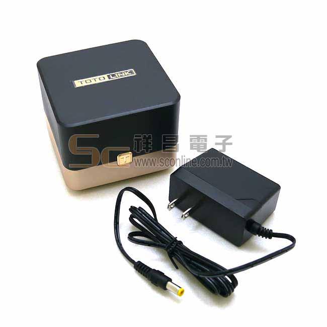 TOTO LINK T10 AC1200 Mesh Wi-Fi 無線網路系統 (一組三入)