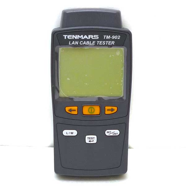 世駿 TENMARS TM-902 網路線測試計