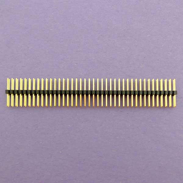2.54 40 x 2 排針 雙邊等長