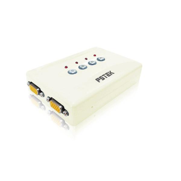 PSTEK 五角科技 VSS-104 4-PORT螢幕切換器