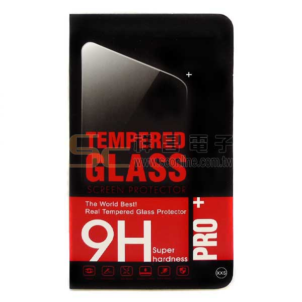 IPHONE 6S 4.7吋 黑 手機 專用 鋼化膜 9H PRO