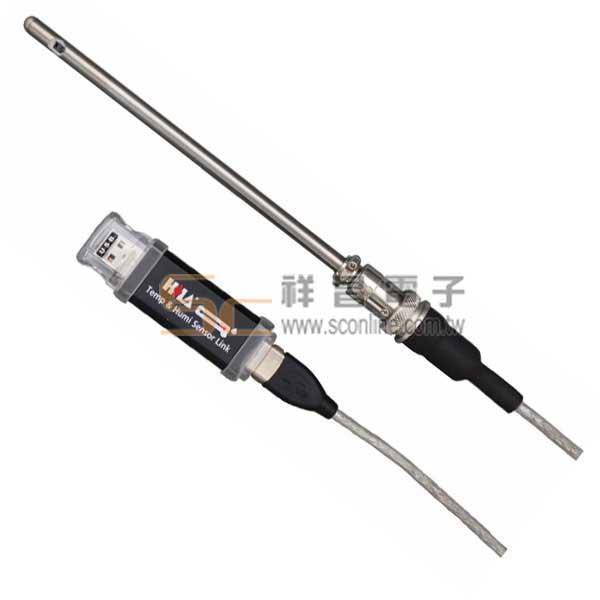海碁 HILA URH-2  USB溫濕度-記錄感測器 (( -40~125℃/0%~100%RH ))