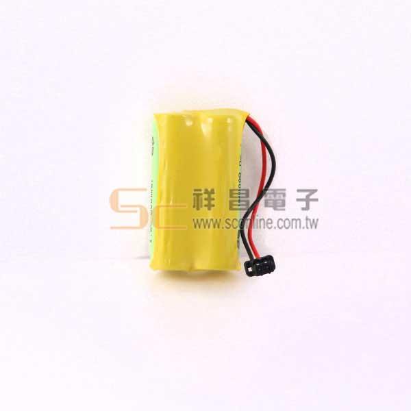 P5 2.4V 800mAh 國際 無線電話電池