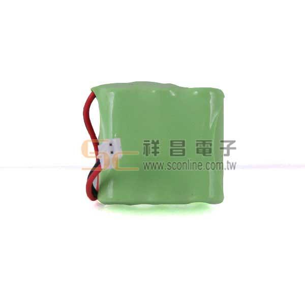 P23-2 3.6V 360mAh 西陵無線電話電池(2/3AAA)