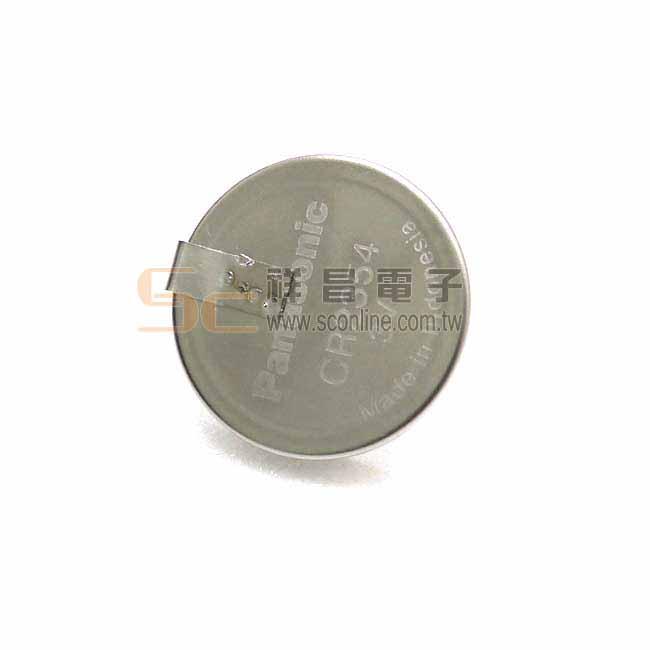 Panasonic 國際 CR2354 鋰電池+PIN腳