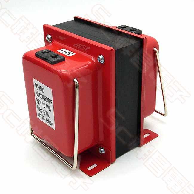 台製 TC-1500 TC系列長效型變壓器 升壓器/降壓器 100/110V/220V 240W-1600W