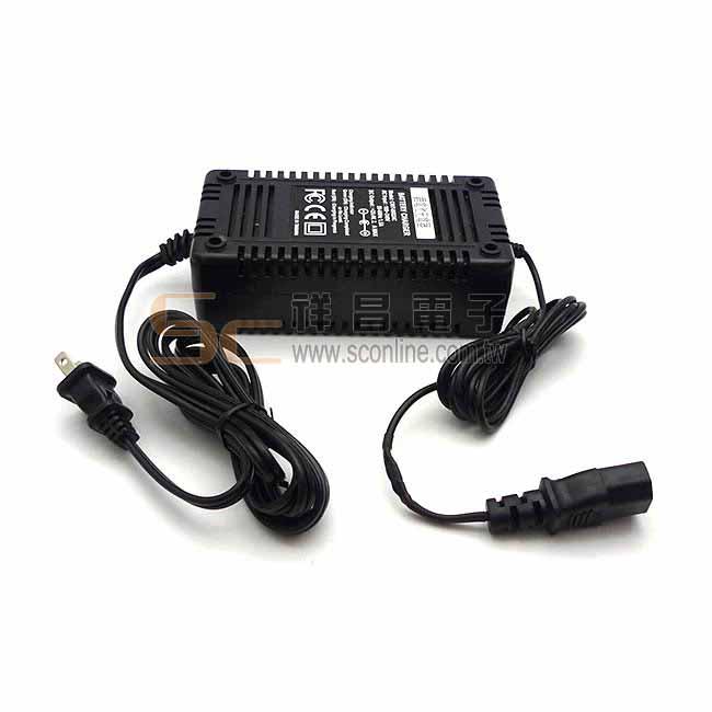 台製 AC轉DC 29.4V 2A 鋰電池充電器 電腦電源母頭 下單前建議先詢問交期