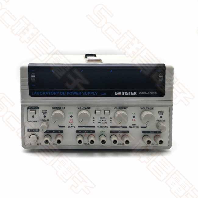 GWInstek 固緯 GPS-4303 數字直流電源供應器