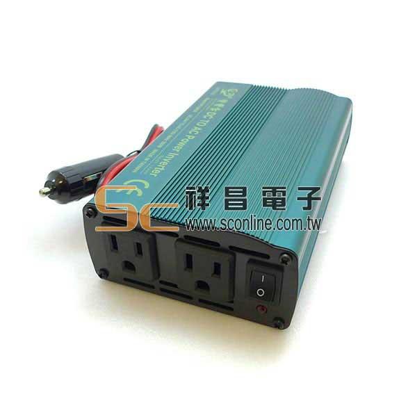 DPI-24038 DC24V轉AC110V 數位電源轉換器